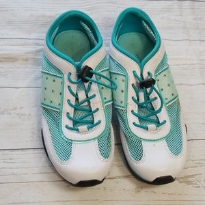 💎LAND'S END MESH BUNGEE WATER/ACTIVE SHOES